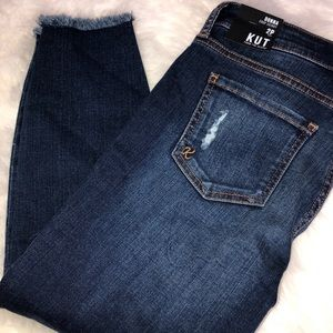 Kut from the Kloth Jeans - kut from the kloth Jeans Sz 2p